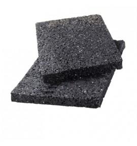 Cales caoutchouc Nivo pour lambourde terrasse - 24 pièces