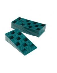 Cales crantées réglables 19-30 mm NIVO pour terrasse bois