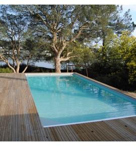 Kit terrasse  bois autoclave 10 m²
