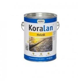 Huile 2,5L saturateur terrasse Koralan