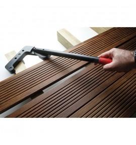 Redresseur de lames de terrasse Cobra Wrench