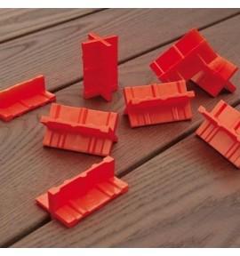 Espaceurs de lames de terrasse COBRA