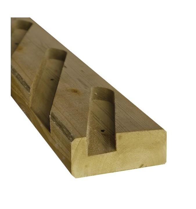 poteaux bois pour cloture persienne montants de cloture. Black Bedroom Furniture Sets. Home Design Ideas