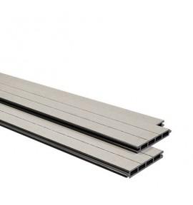 Lame de clôture composite Bali 20X150 mm - 1,80 m