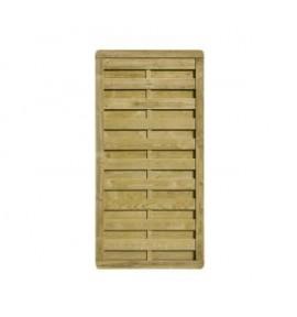 Panneau pare-vue en bois 90x180 cm