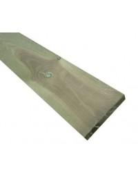 Retenue de terre 2400x250x27 mm en bois autoclave