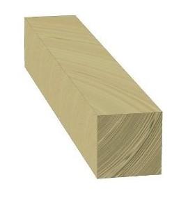 Poteau bois pour berlinoise 2000x150x150 mm