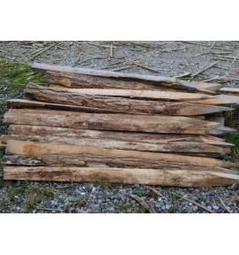 Piquet acacia fendu 150 cm