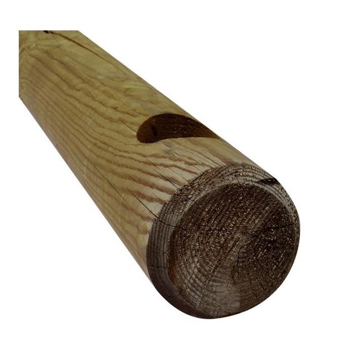 rondin 1 per age rondin bois autoclave perc 14x150 cm. Black Bedroom Furniture Sets. Home Design Ideas