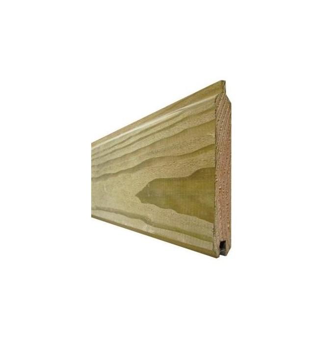 Lame de clôture 2,40 mm en pin douglas