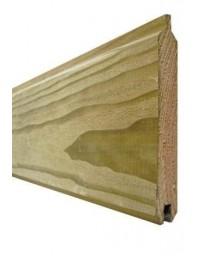 Lame de clôture 2,40 m en bois autoclave