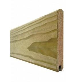 lame de bois 2 40 m en pin douglas pour palissade bois kultur bois. Black Bedroom Furniture Sets. Home Design Ideas