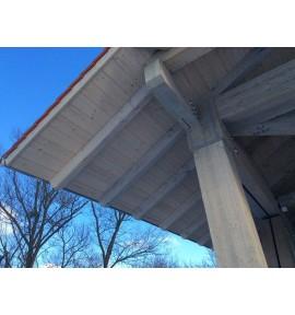 Huile saturateur terrasse 2,5L Gris