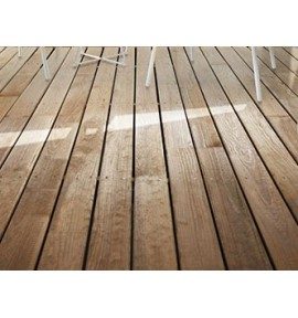 Lame de terrasse pin prestige 145x22 mm L.2,00 m