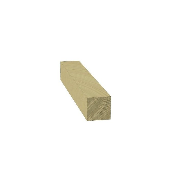 Poteau pour mur de soutènement 1500x150x150 mm