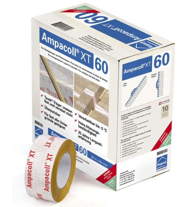 Ruban adhésif Ampacoll XT 60 pour collage étanche