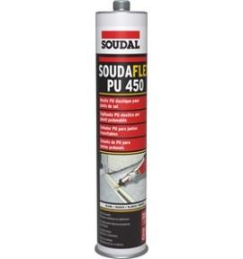 Mastic blanc Soudaflex PU 450 SOUDAL