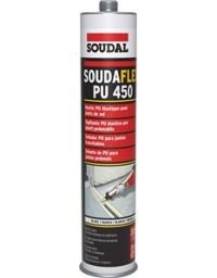 Mastic blanc Soudaflex PU 450 SOUDAL - 300 ml
