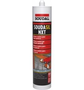 Silicone Soudasil NXT transparent 300 ml Soudal