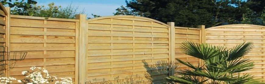cloture en bois palissade bois autoclave claustra bois en pin kultur bois. Black Bedroom Furniture Sets. Home Design Ideas