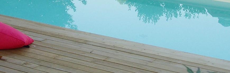 Kits terrasse bois