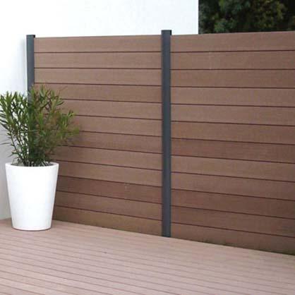 Kulturbois clôture bois